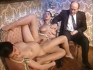 Cougar Gets hefty jaws pop-shots Wide classical Italian porno pellicle sextube