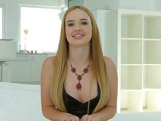 Lovely Russian porn actress Kaisa Nord tells about her porn roles