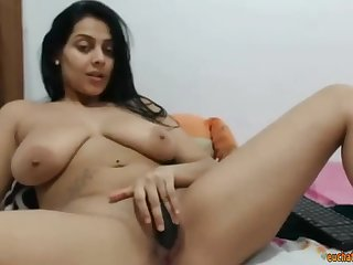 Solo busty exotic mom MILF webcam