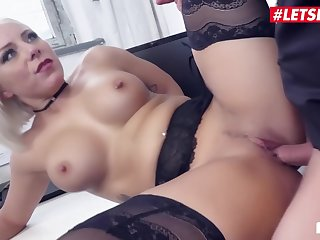 Naughty Girls Knows How To Get What They Want From Their Bosses